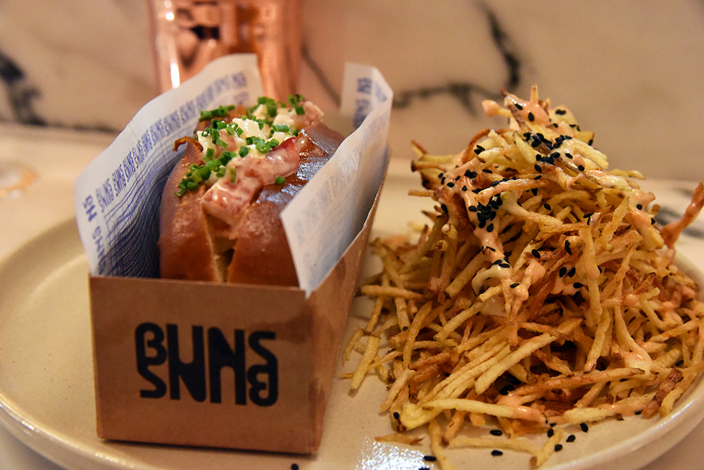 Buns & Buns Review Covent Garden London