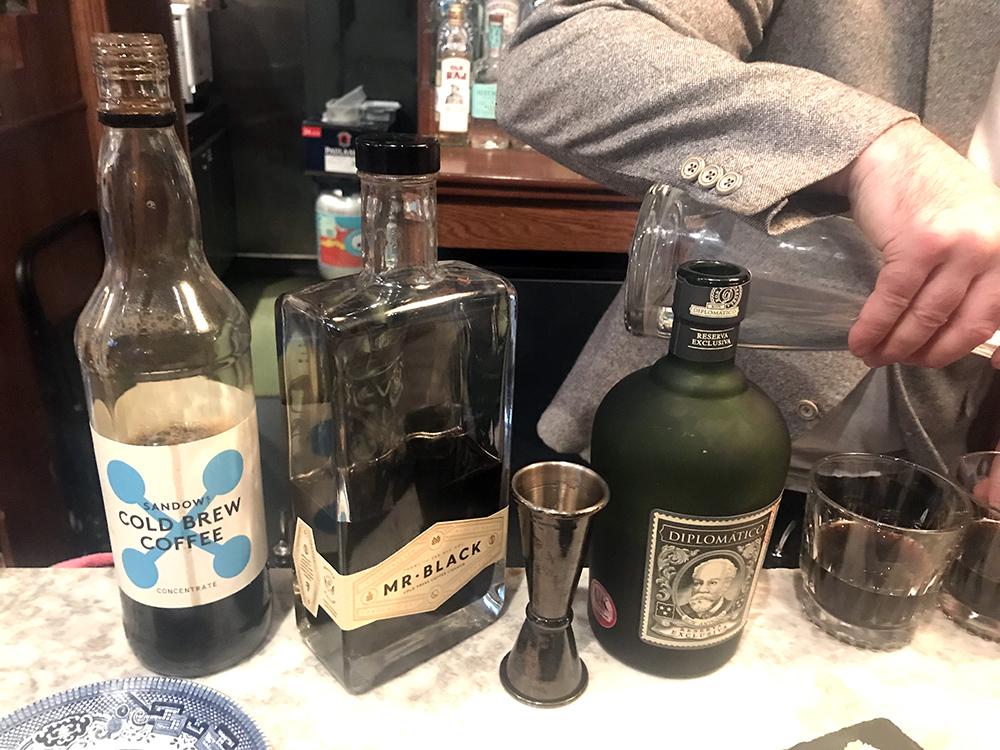 Diplomático Rum Distillery Collection No.3 launch cocktail class