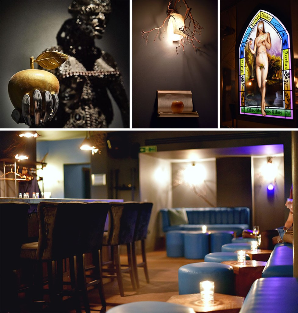 Eve bar interior