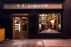 TT Liquor exterior