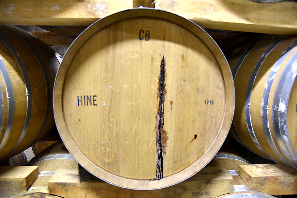 Hine barrel