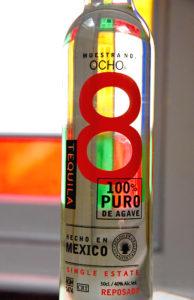 Ocho Reposado Tequila Las Presas 2018