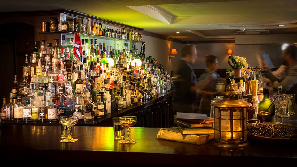 Merchant's House Bar