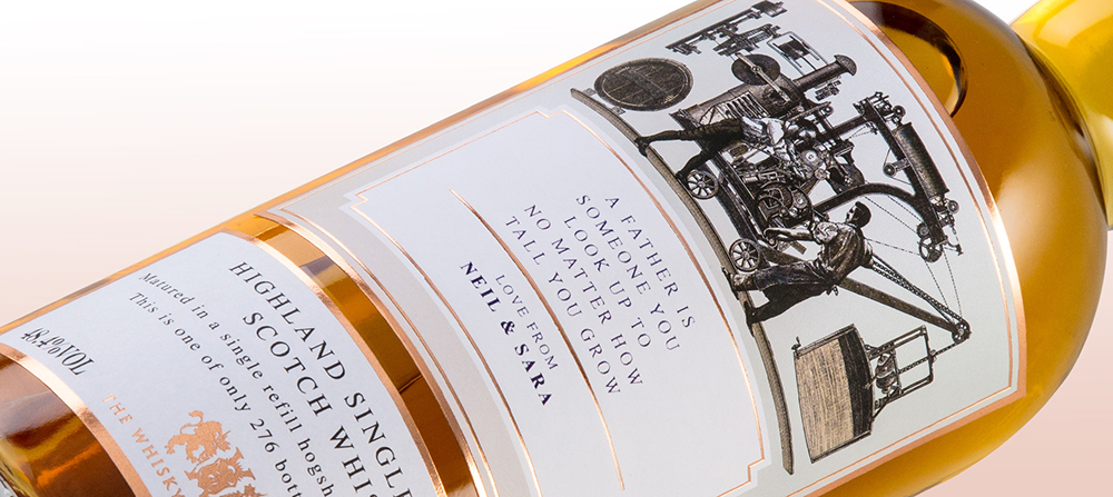 The Whisky Exchange 18-Year-Old Highland Single Malt Scotch Whisky