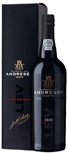 Andresen Late Bottled Vintage Port 2012, Portugal