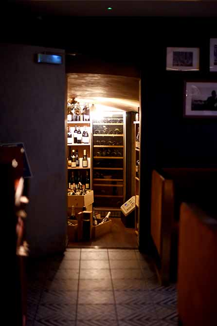 Cellar at TRADE Soho ©Sated Online
