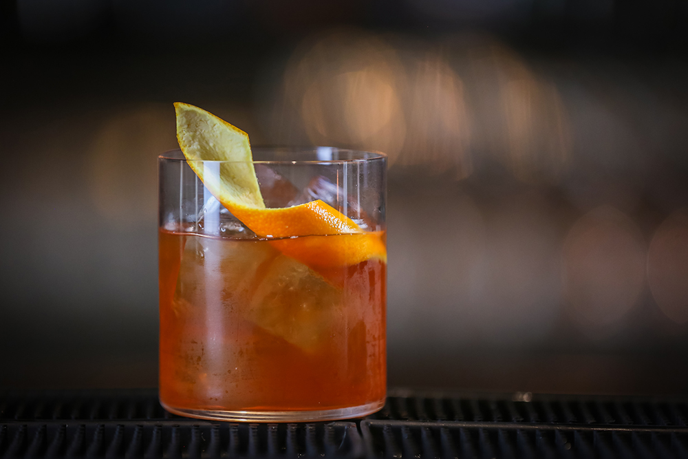 Cognac Old Fashioned