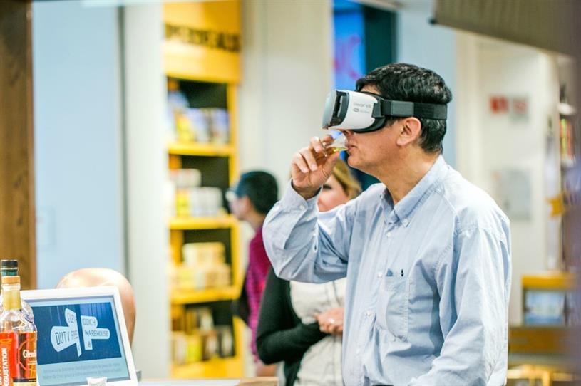 Glenfiddich VR