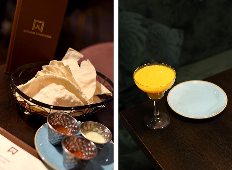 Cocktail, Salaam namaste ©SatedOnline