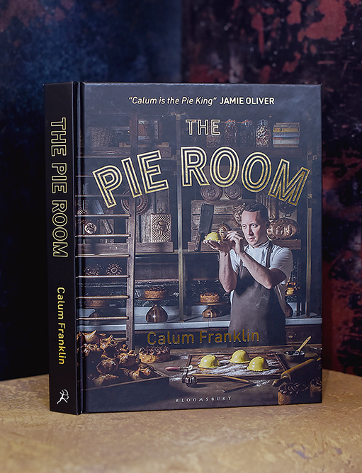The Pie Room Cookbook ©SatedOnline, cover.jpg