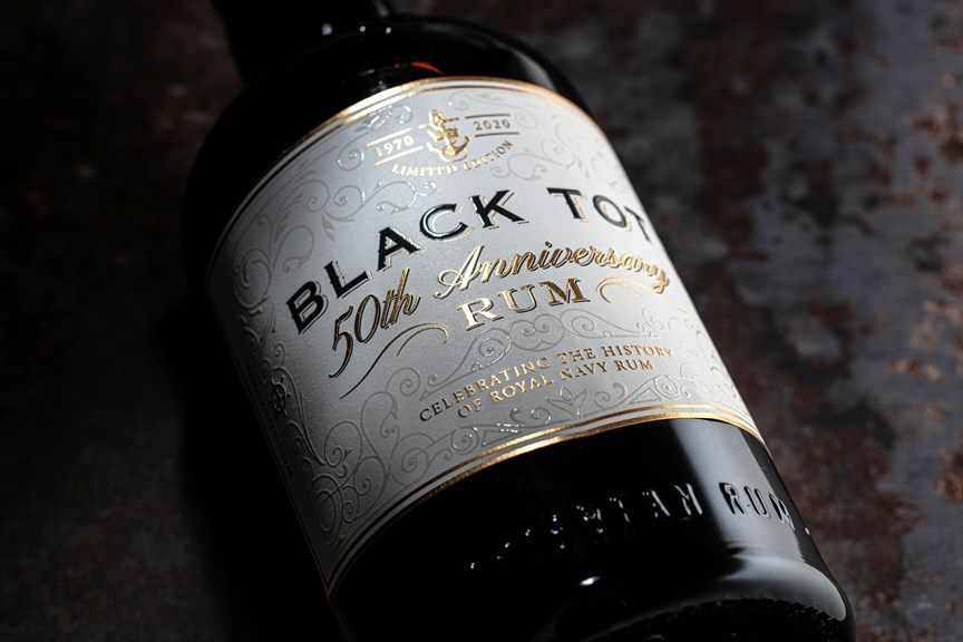Black Tot 50th Anniversary Rum