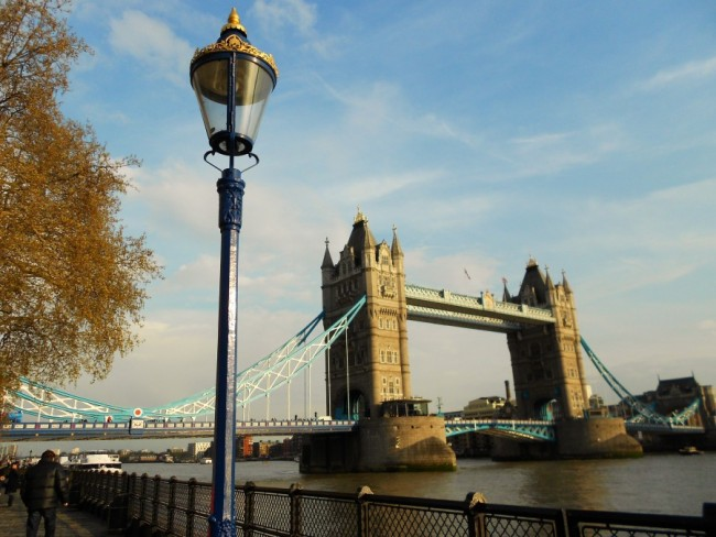 Spring Weekend Trip to London