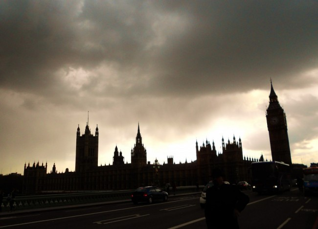 Photo Essay: Big Ben Bathed in Sunlight