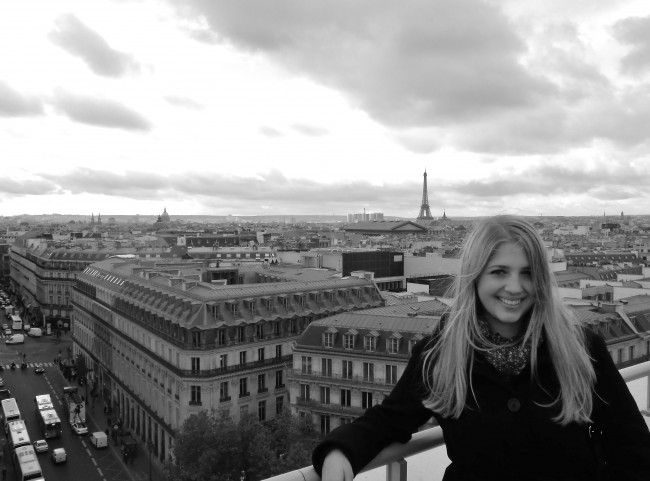 Rediscovering Paris