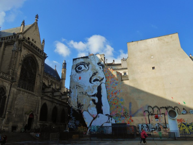 The Street Art of Paris - In Pictures