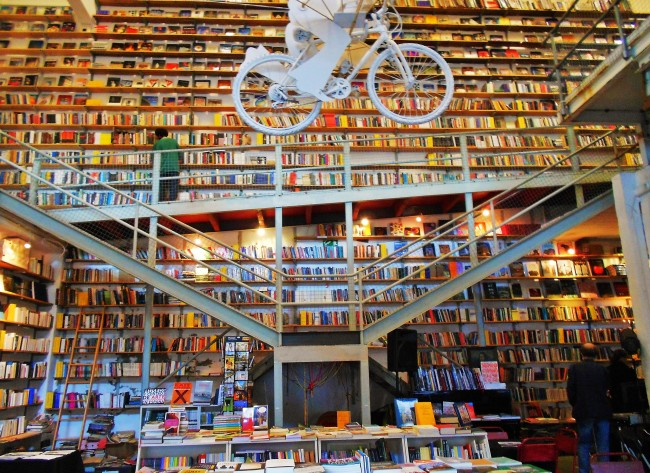 Photo Essay: Books, Books, Books!