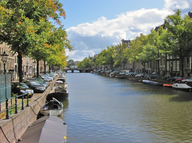 Photo Essay: The Canals of Amsterdam