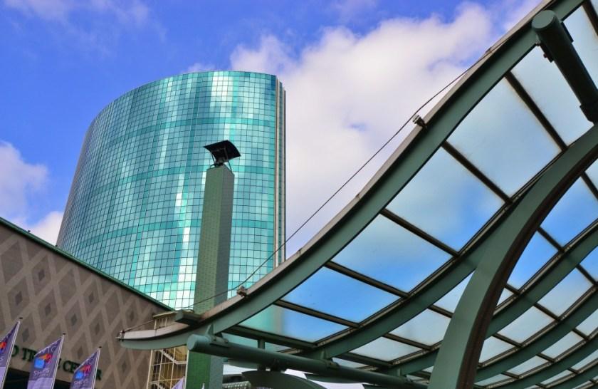 Rotterdam city center, The Netherlands