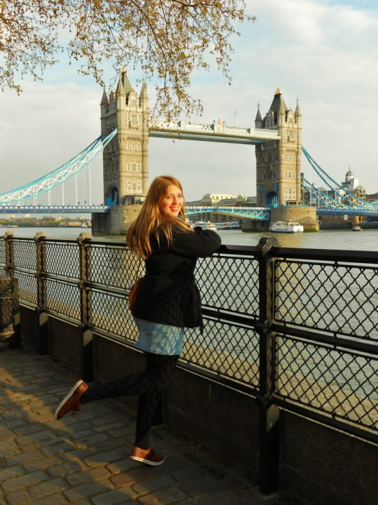 Julika in London
