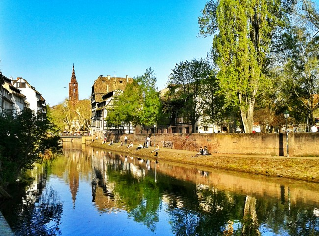 A Weekend in Alsace via Instagram