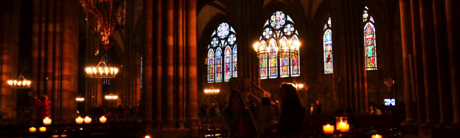 Photo Essay: Inside the Cathedral of Strasbourg