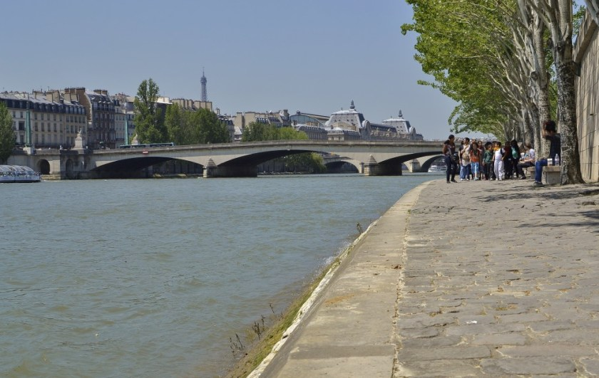 Banks of the Seine, Paris, France