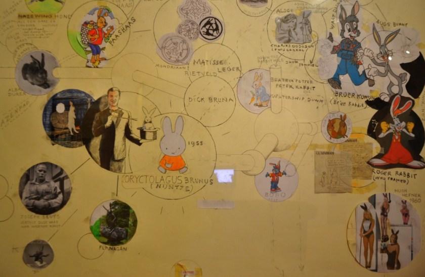 Miffy at Dick Bruna Huis, Utrecht, Holland