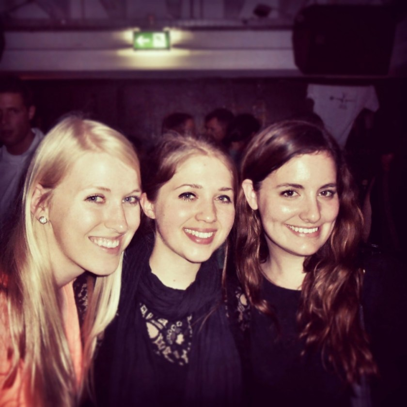 Night out in Karlsruhe, Germany