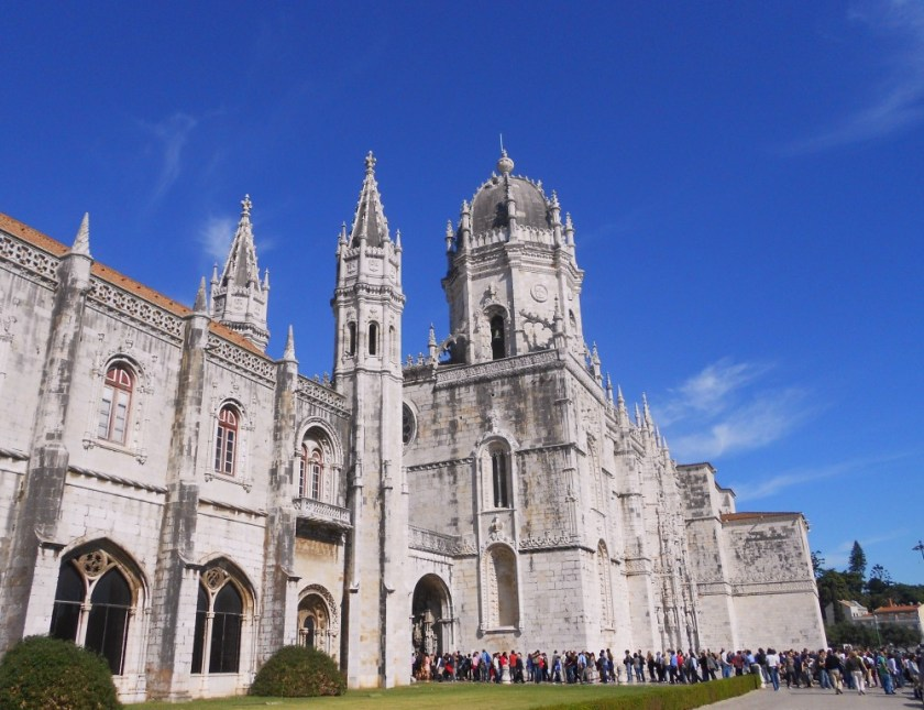 Mosteiro dos Jerónimos, Belém, Lisbon, Portugal