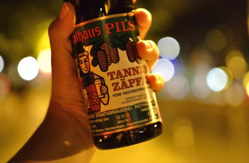 Beer in Berlin, Germany