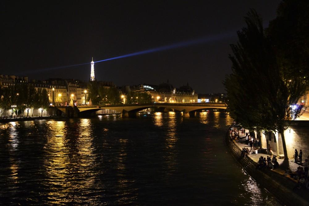 Photo Essay: Midnight in Paris