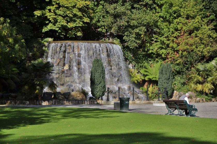 The grotto at Iveagh Gardens, Dublin, Ireland