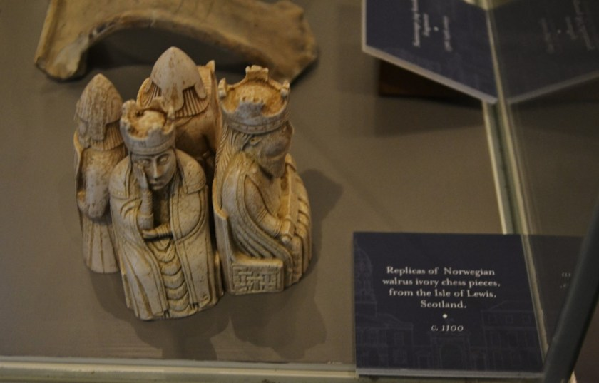 Dublin Castle exhibit, Ireland