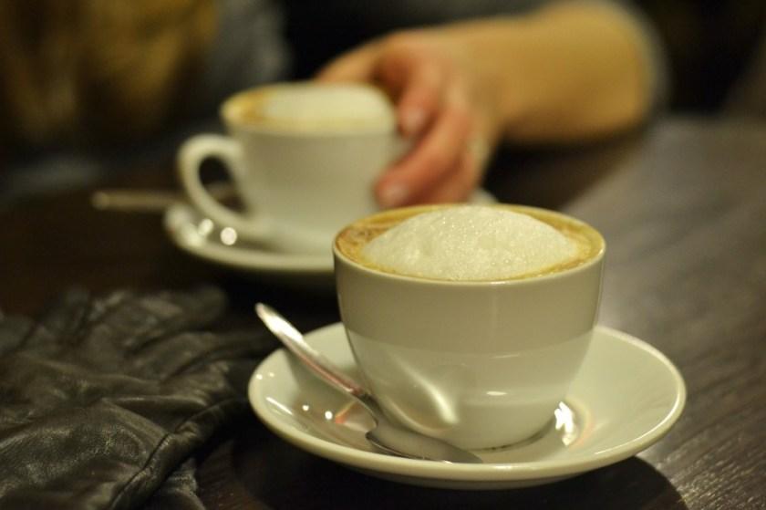 Coffee in Göttingen, Germany