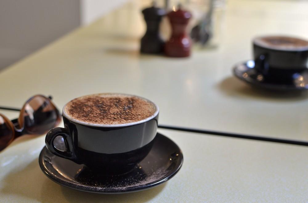 Australian coffee in Paris, France