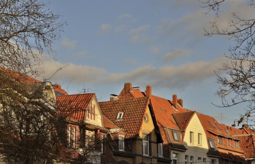 Göttingen, Germany, in January