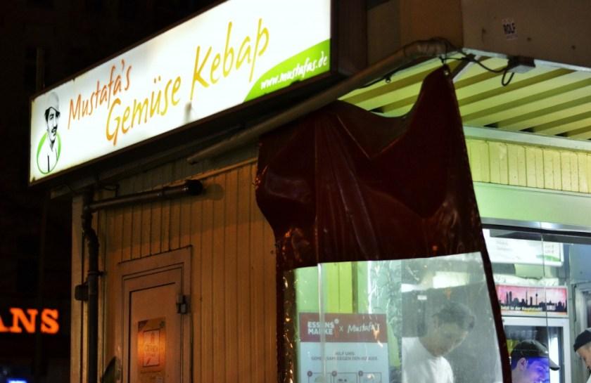 Mustafa's Gemüse Kebab, Berlin, Germany