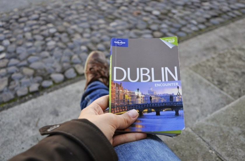 Exploring Dublin, Ireland