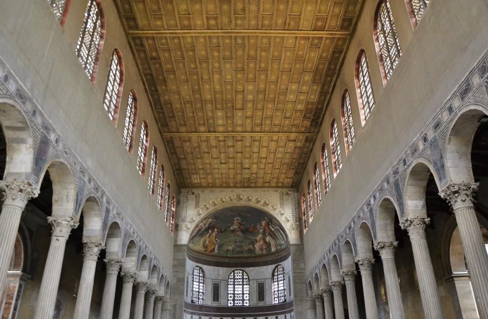 Santa Sabina all'Aventino, Rome, Italy