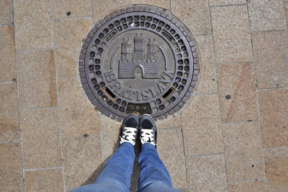 Solo travel in Bratislava