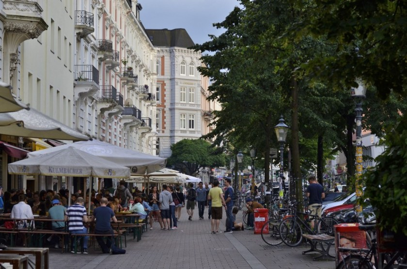 Schanzenviertel, Hamburg, Germany