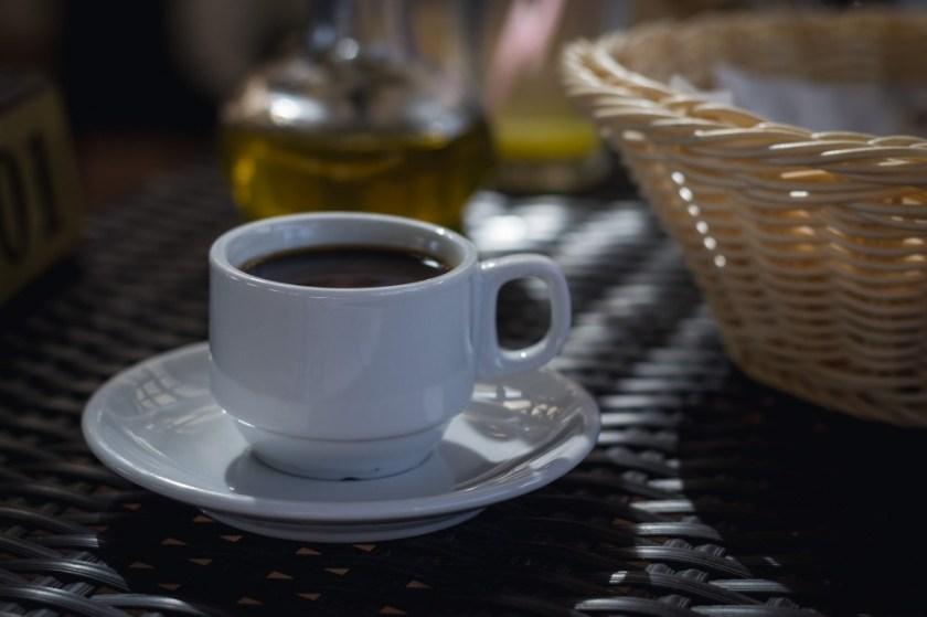 Coffee in Jerash