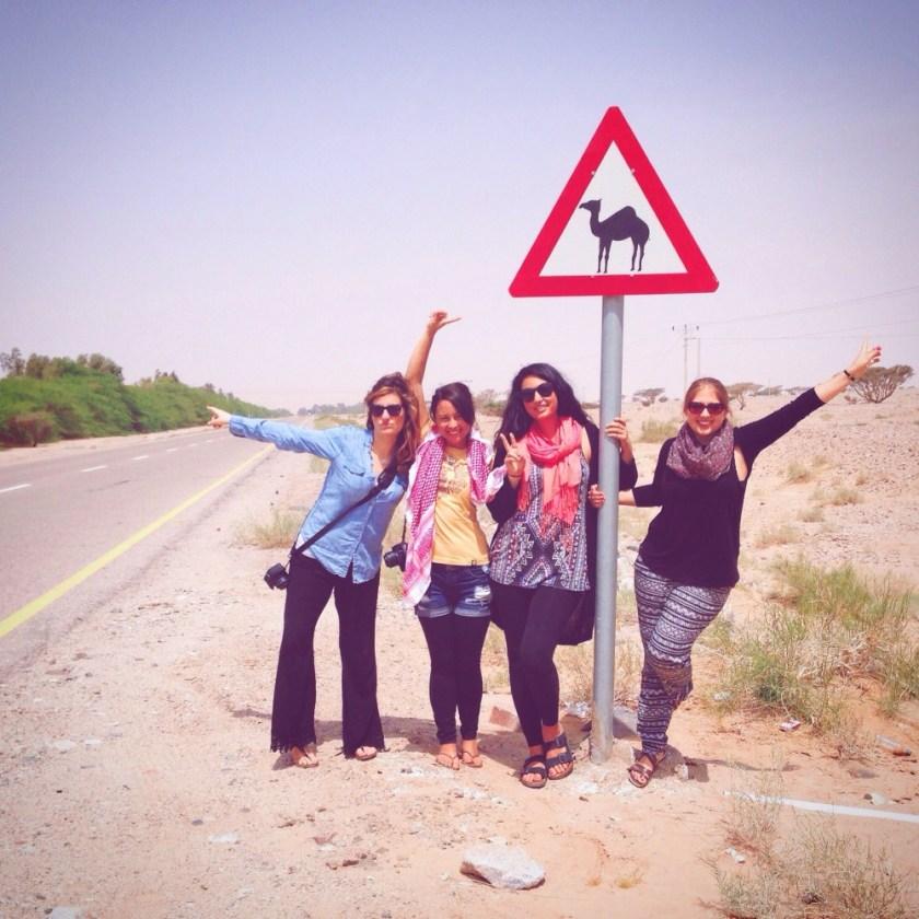 Roadtripping in Jordan