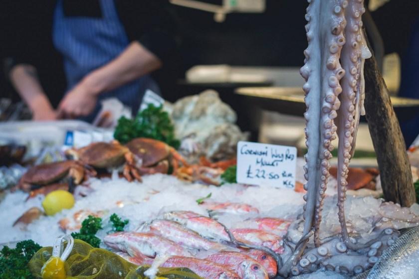 Borough Market, London, UK