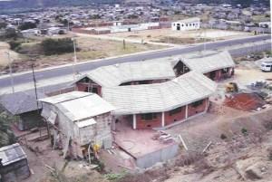 La Escuela Sai de Bahía en construcción