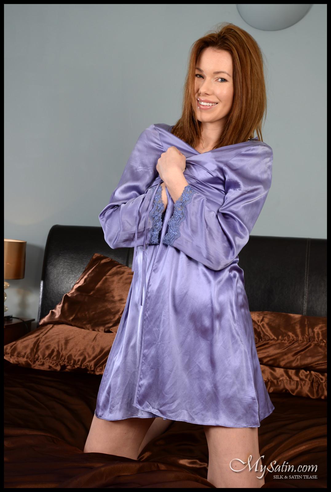 Purple And Blue Sapphire