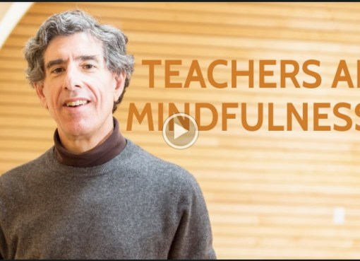 Dr. Richard Davidson on Teachers and Mindfulness