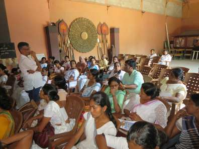 Sati Pasela Work Shop - National Schools Teachers: Gampaha & Kalutara