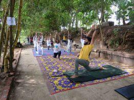 Inaugural Sati Pasela Mindfulness Camp @ Bomiriya, Kaduwela (13)