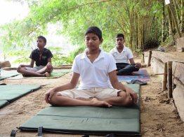 Inaugural Sati Pasela Mindfulness Camp @ Bomiriya, Kaduwela (31)